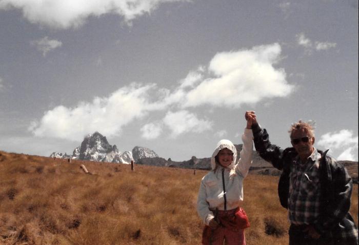 Navel Gazing: Kenya